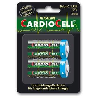 cardiocell lr14 baby batterien c 2 st ck kotte zeller. Black Bedroom Furniture Sets. Home Design Ideas