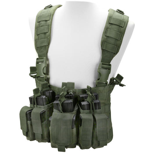 Condor Outdoor Recon Chest Rig oliv