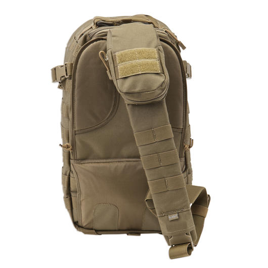 5.11 Tactical Umhängetasche Rush Moab 10 sandstone 1