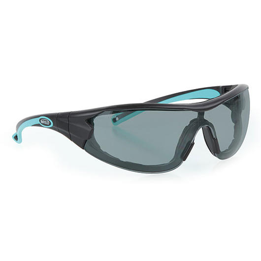 Infield Brille Velor Outdoor anthrazit türkis