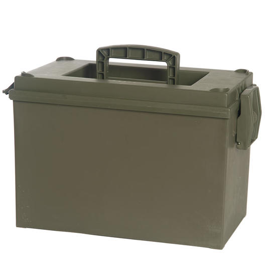 Mil-Tec US Ammo Box Kal. 20mm oliv