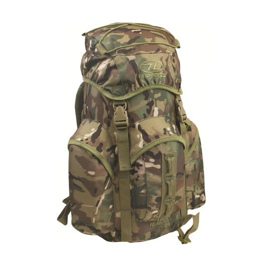 Highlander Pro-Force Rucksack Forces 25 Liter multicamo HMTC