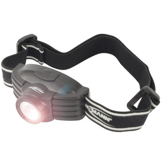 Ansmann Stirnlampe Headlight Future 150 Lumen schwarz