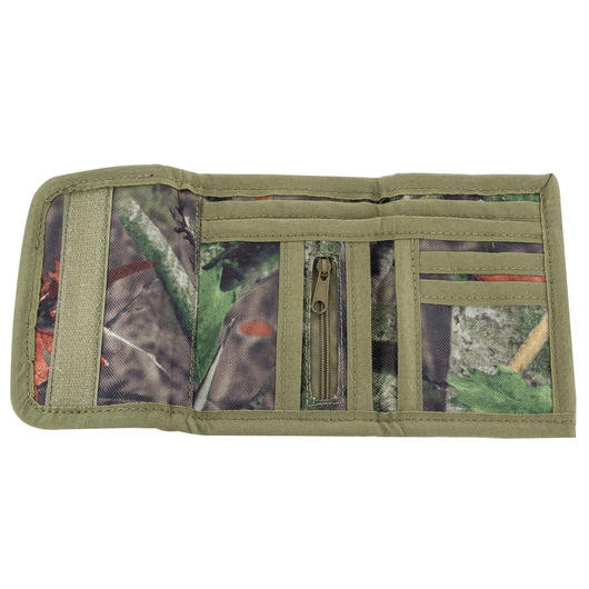 Highlander Geldbörse Tree Deep Wallet