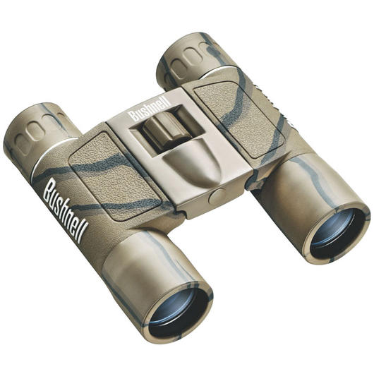 Bushnell Fernglas Powerview FRP 10x25 camo