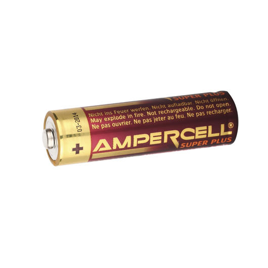 Ampercell Batterien Super Plus Mignon AA/LR6 1,5V