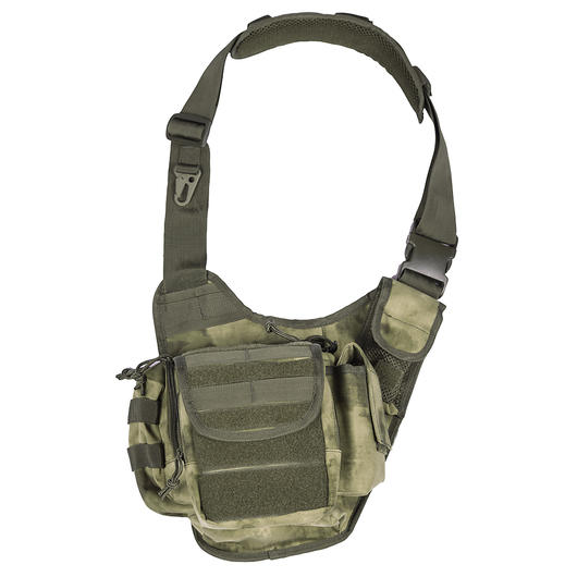 Mil-Tec Schultertasche Sling Bag Multifunction Mil-Tacs FG