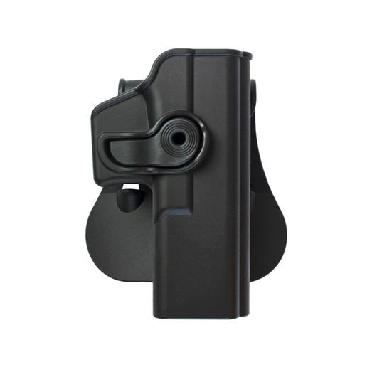 IMI Defense Level 2 Holster Kunststoff Paddle für G 17/22/28/21/34 schwarz