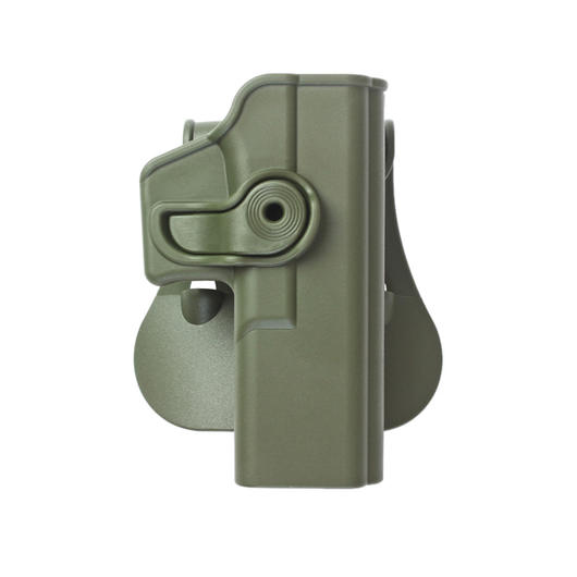 IMI Defense Level 2 Holster Kunststoff Paddle für G 17/22/28/31/34 OD