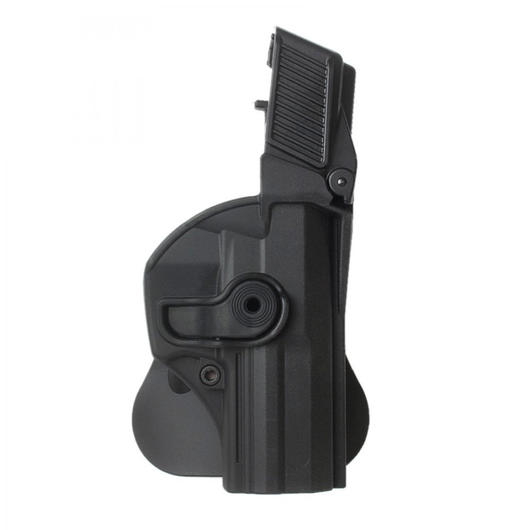 IMI Defense Level 3 Holster Kunststoff Paddle für H&K USP Full Size schwarz