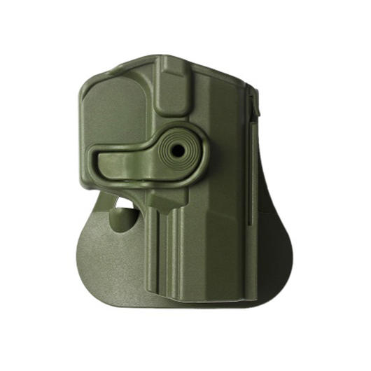 IMI Defense Level 2 Holster Kunststoff Paddle für Walther PPQ od