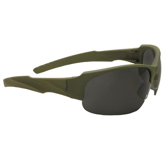 Swiss Eye Brille Tactical Armored Oliv