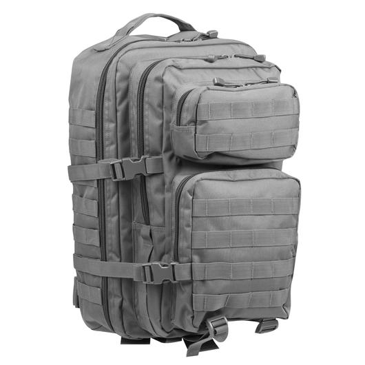 Mil-Tec Rucksack US Assault Pack II 36 Liter urban grey