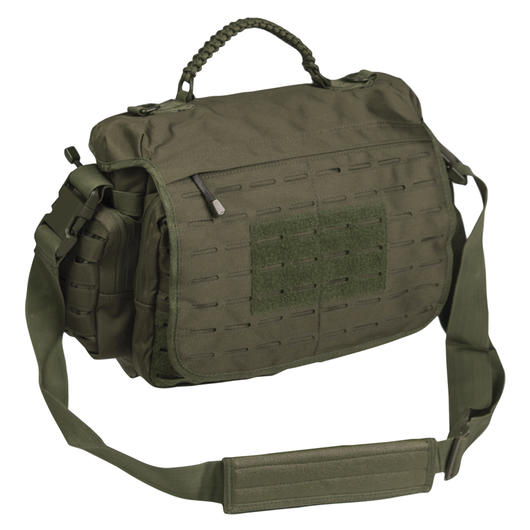 Mil-Tec Tactical Paracord Bag Large oliv