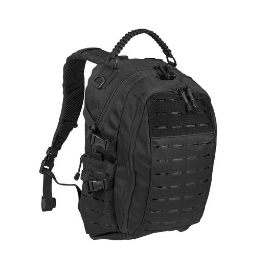 Mil-Tec Rucksack Mission Pack Laser Cut Small schwarz