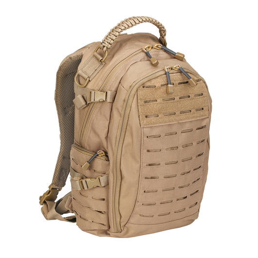 Mil-Tec Rucksack Mission Pack Laser Cut Small dark coyote