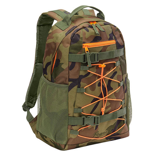 Brandit Rucksack Urban Cruiser 20L woodland orange