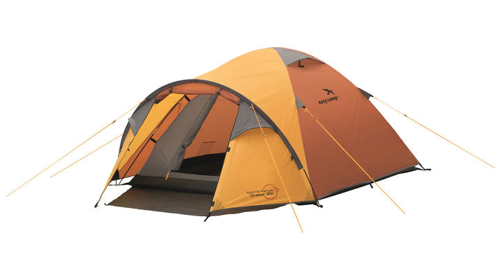 Easy Camp Zelt Quasar 300 für 3 Personen orange