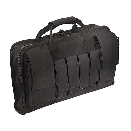 Mil-Tec Tactical Pistol Case Large schwarz