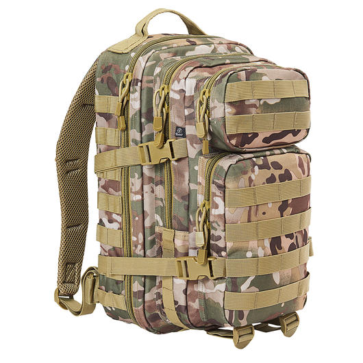 Brandit Rucksack US Cooper medium 25 L tactical camo