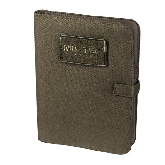 Mil-Tec Tactical Notizbuch Medium oliv