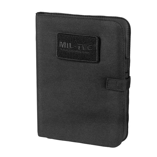Mil-Tec Tactical Notizbuch Medium schwarz