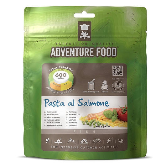 Adventure Food Pasta al Salmone Einzelportion 142 g