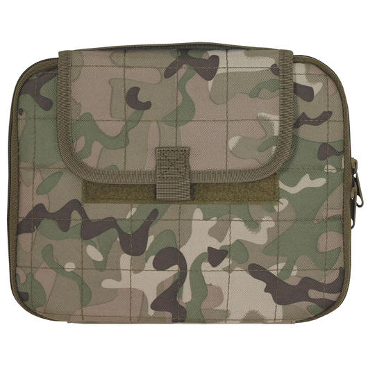 MFH Tablet-Tasche Molle operation camo