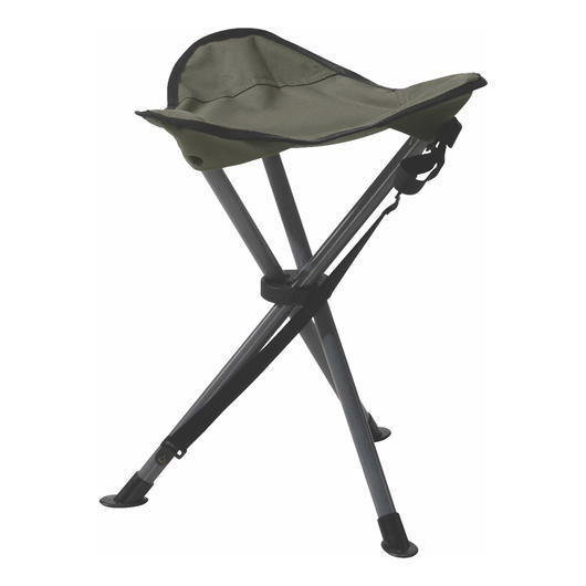 Grand Canyon Dreibeinhocker faltbar 44 cm oliv
