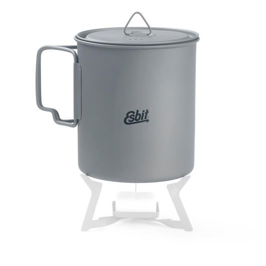 Esbit Campingtopf Titan 750 ml ultraleicht