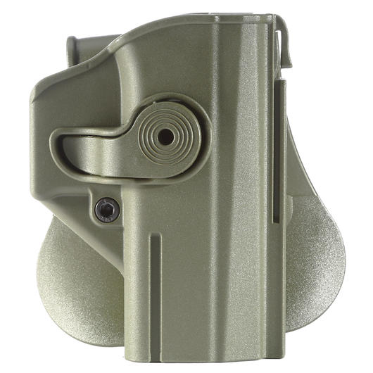 IMI Defense Level 2 Holster Kunststoff Paddle für CZ P-07 OD