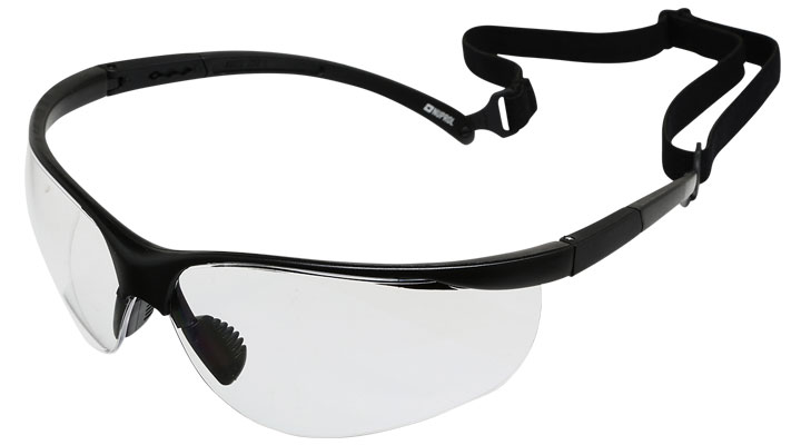 Nuprol NP Specs Airsoft Protective Schutzbrille klar