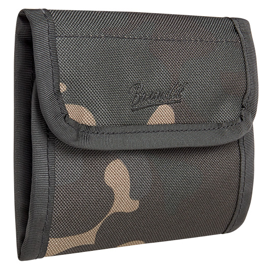 Brandit Geldbörse Wallet Five darkcamo