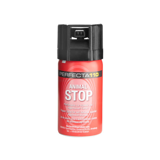 Animal STOP Pfefferspray Breitstrahl, 40 ml
