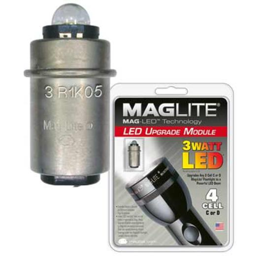 MagLite LED Upgrade Module 4 C/D