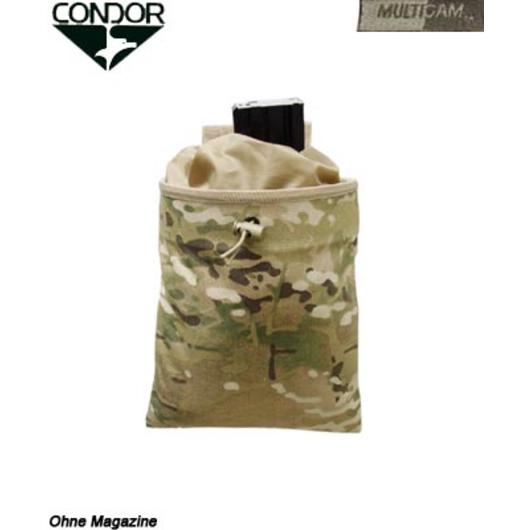 Condor Magazin Drop-Tasche Multicam