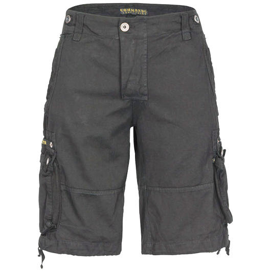 Shorts Everglades, schwarz