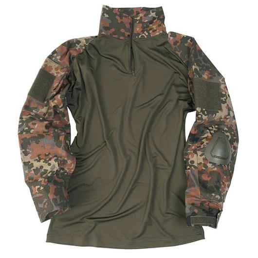 Tactical Hemd Warrior, flecktarn