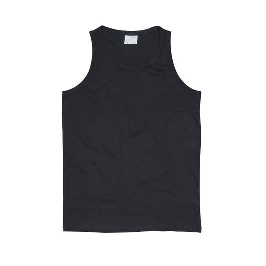 Tank Top Vintage Industries Bryden schwarz