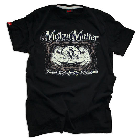 Mellow Matter, V8 Wings T-Shirt