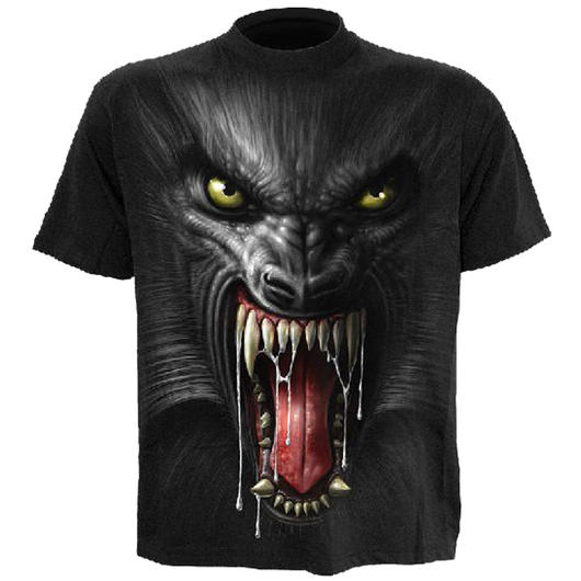 Spiral T-Shirt Lycan Tribe