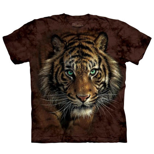 Mountain T-Shirt Tiger Prowl