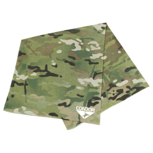 Condor Outdoor Multifunktionstuch Multi-Wrap multicam