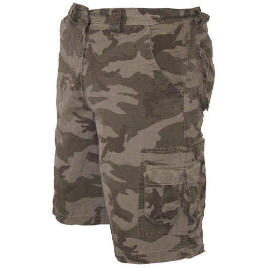 Highlander Hose Savannah Dark Shorts camo
