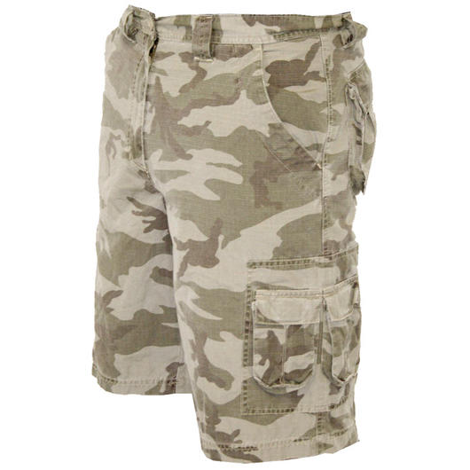 Highlander Hose Tundra Light Shorts camo