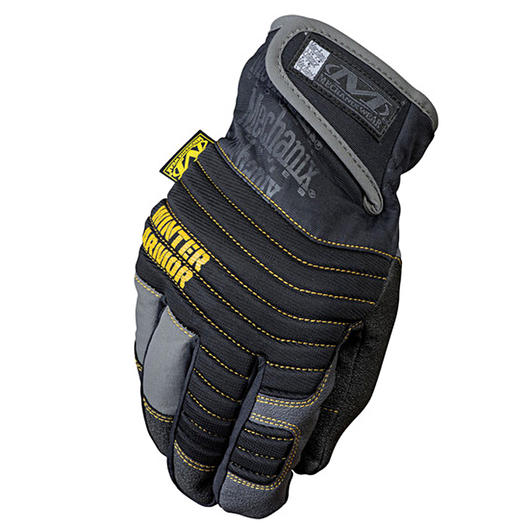 Mechanix Wear Winter Armor Glove Handschuhe schwarz