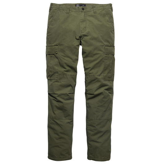 Vintage Industries Hose Tyrone BDU Pants dark olive