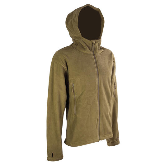 Highlander Fleecejacke Tactical tan