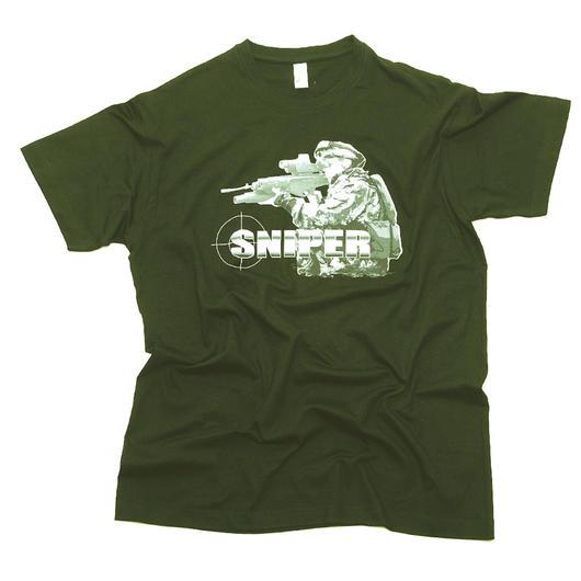 d0821281e750e9 Sol s Imperial T-Shirt Sniper oliv günstig kaufen - Kotte   Zeller