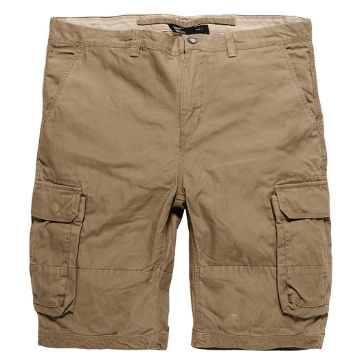 Vintage Industries Shorts Hewitt leaf